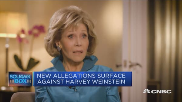 Harvey Weinstein should go to jail: Jane Fonda