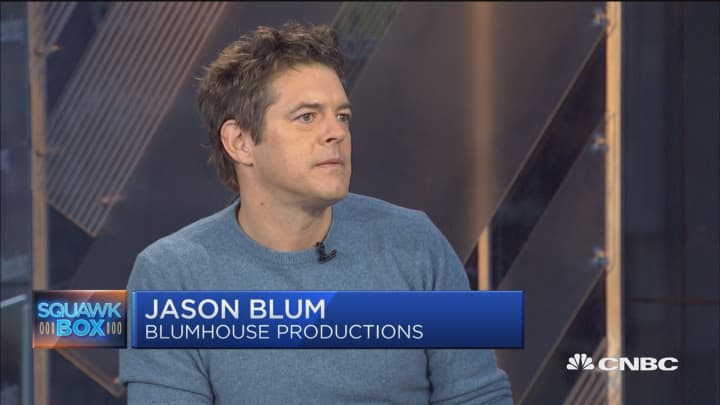 How Hollywood culture is changing: Producer Jason Blum