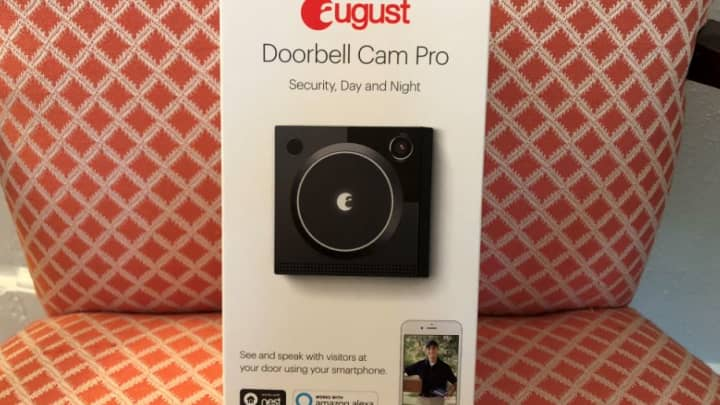 August Doorbell Cam Pro Review