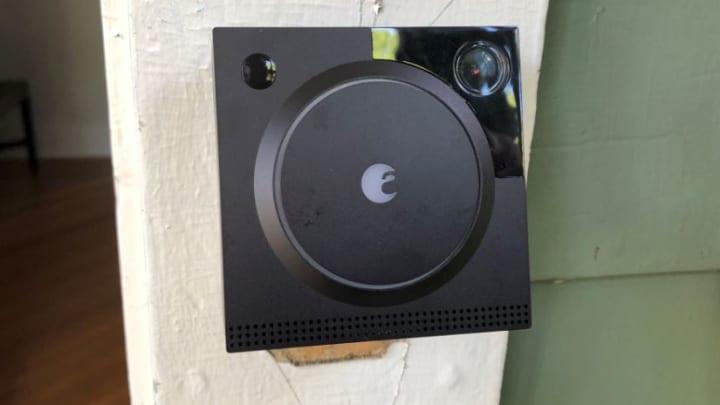 A new smart doorbell installed!