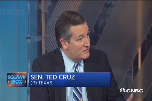 Sen. Ted Cruz: The really rich don't pay the death tax