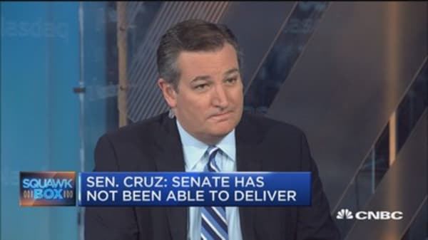 Sen. Ted Cruz: We need to focus on tax cut for working class