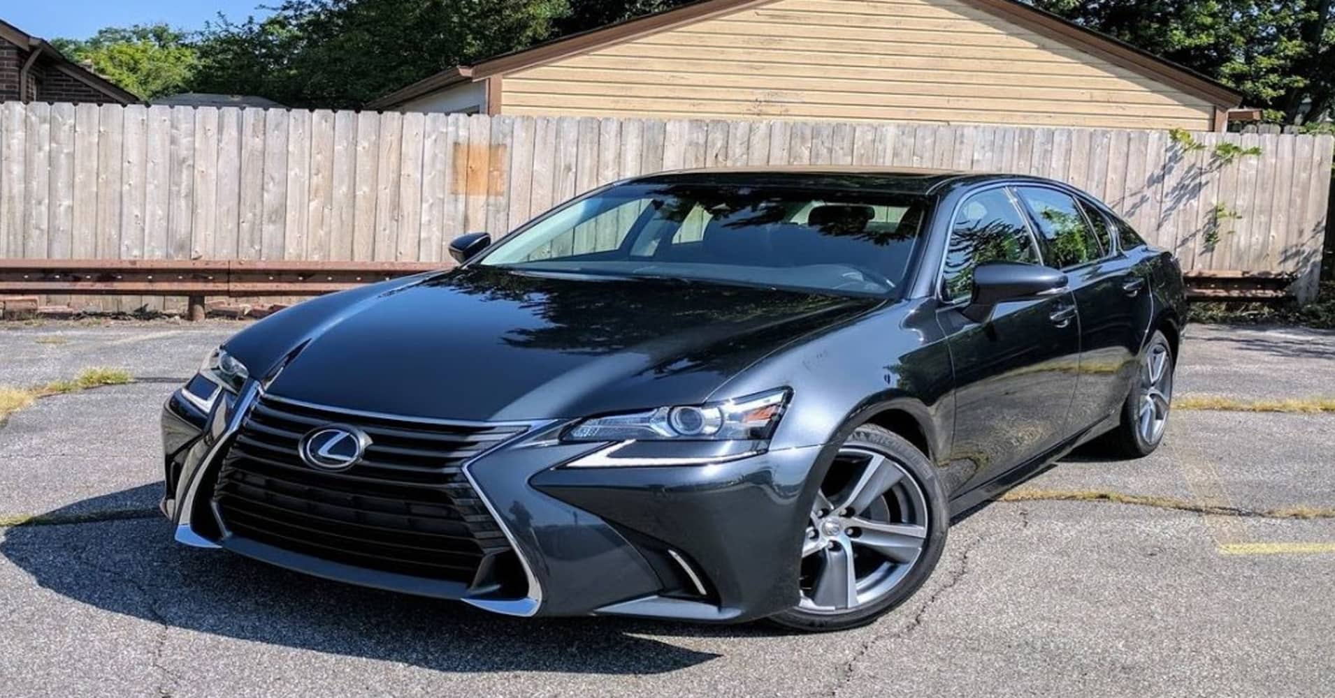 The 2017 Lexus Gs200t Is Best Value In Luxury Sedan Segment