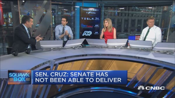 Sen. Ted Cruz on tax cuts: We should be going 'bigger and bolder'