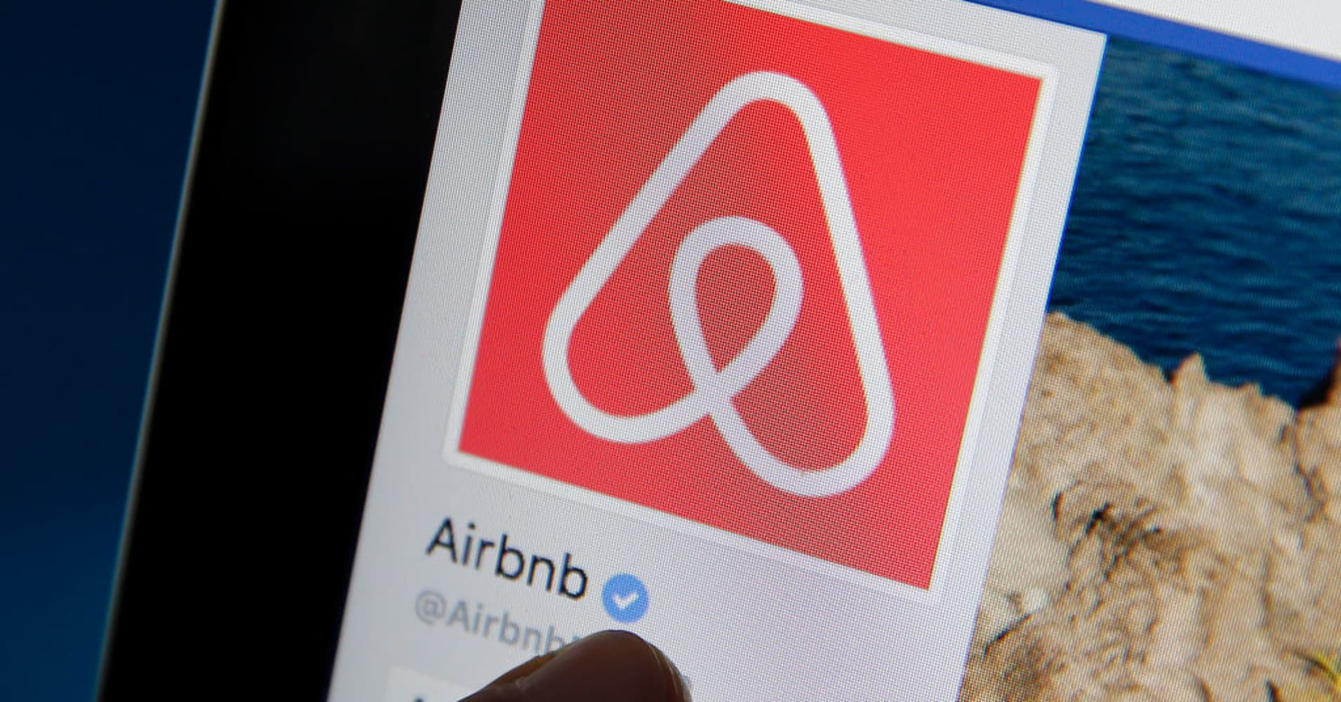 Expect Airbnb to go public within the next couple of years ...