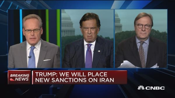 Fmr. Energy Secretary on Iran deal decertification: We won't have leverage to deal with Iran funding terrorism