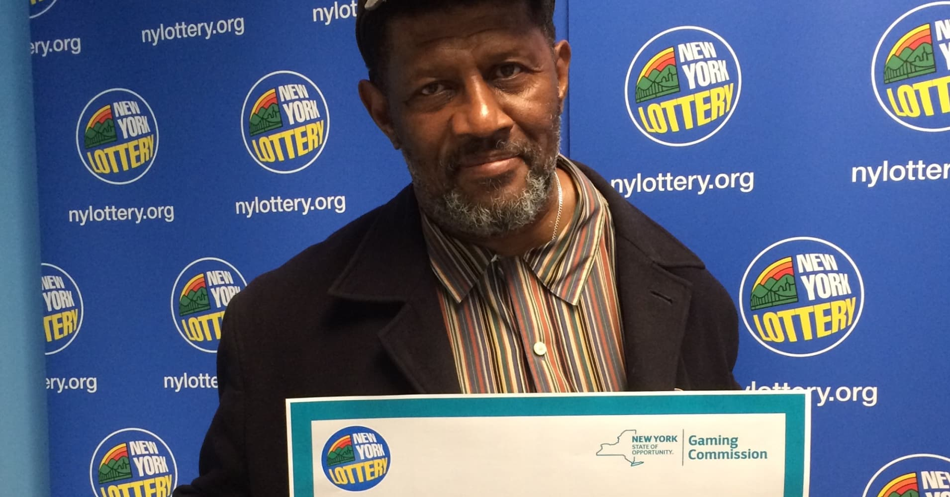 Grandfather finds old lottery ticket worth $24000000 in shirt pocket