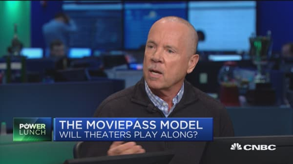 Moviepass CEO: We actually want you to go to the movies a lot