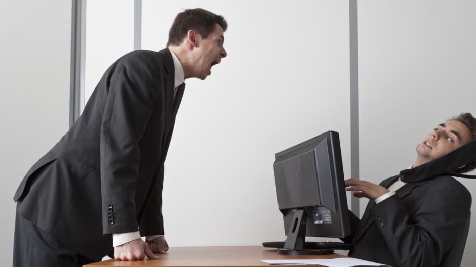 There are three types of a--holes you encounter at work. Here's how to deal with them.