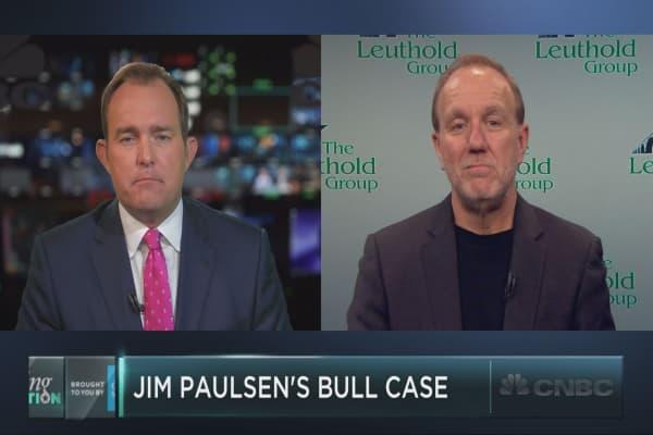 Jim Paulsen on what makes this bull market 'unique'