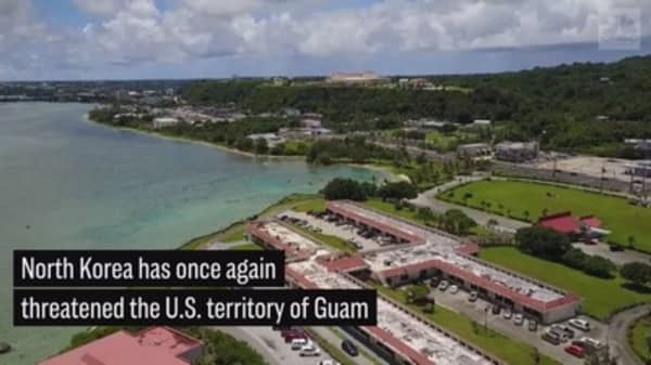 New Guam threat as North Korea weighs powerful test over Pacific