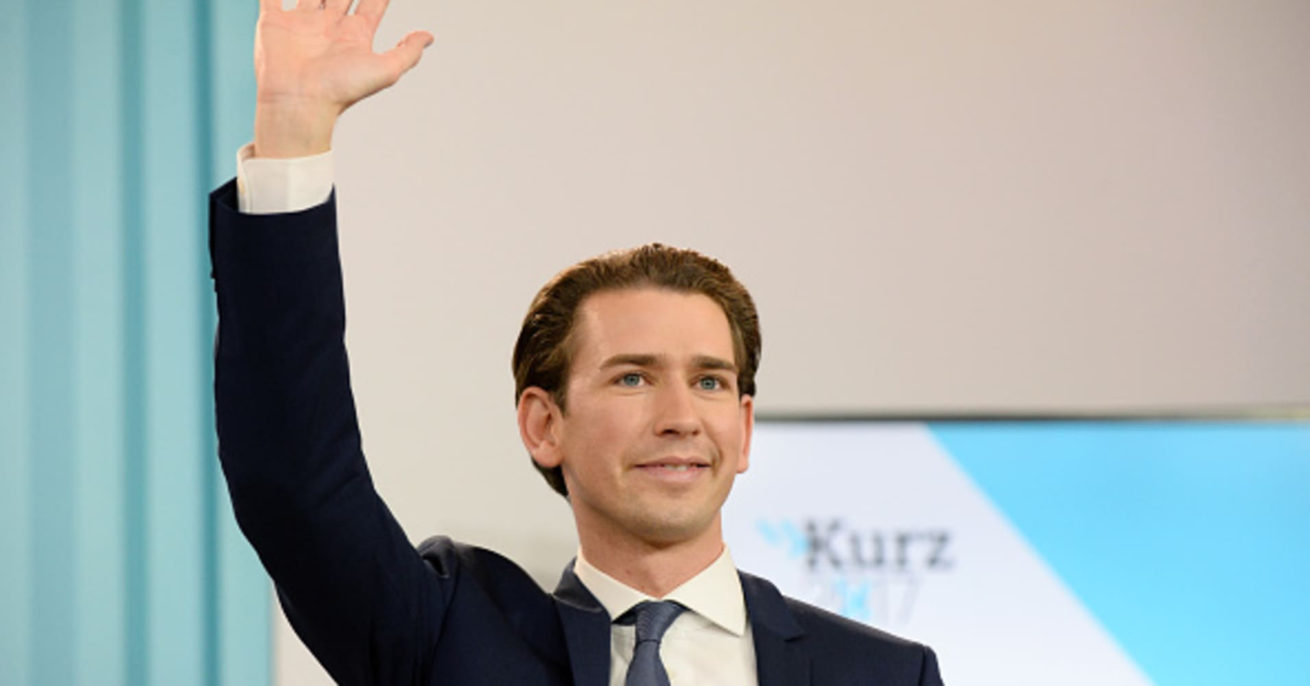 Austrian millennial Sebastian Kurz set to become the world's youngest leader