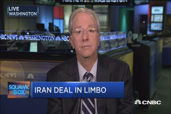 US has 'leverage' as Iran nuke deal deadline looms: Washington Institute's Dennis Ross