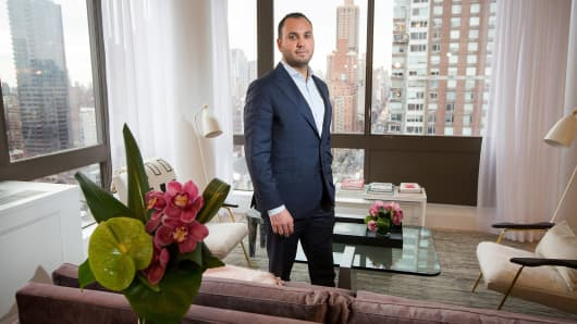 Ben Shaoul, president of Magnum Real Estate Group LLC.