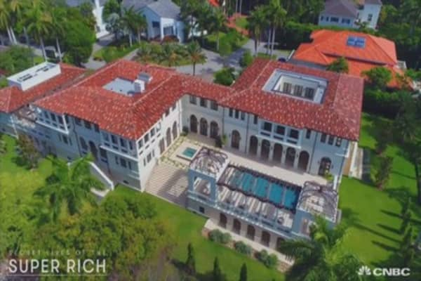 This $27 million Miami mansion is owned by a Bacardi heiress