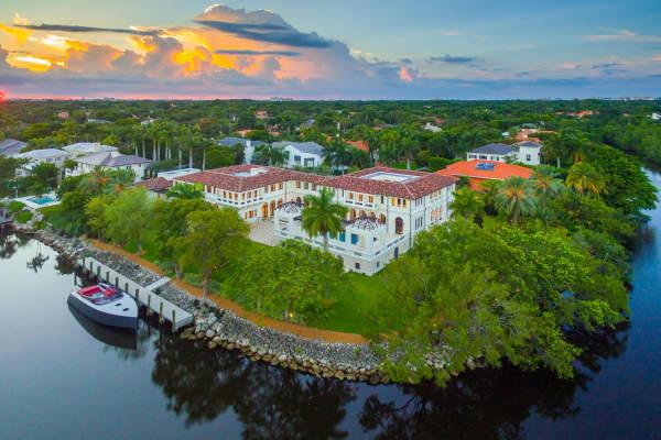 The $25 million Coral Gables estate