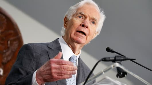 Sen. Thad Cochran Announces Resignation, Citing Health Concerns