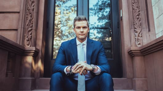 Ryan Serhant, A New York Real Estate Agent And Star Of Bravou0027s U201cMillion