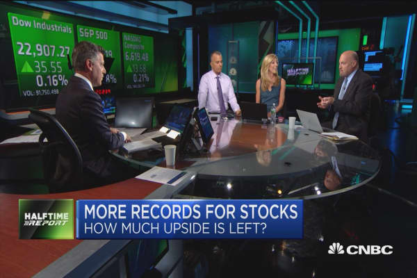 Jim Cramer on market rally: Look for individual stock corrections