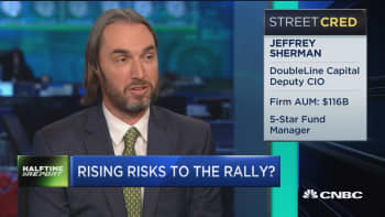 Jeffrey Sherman: Challenges ahead for risk assets