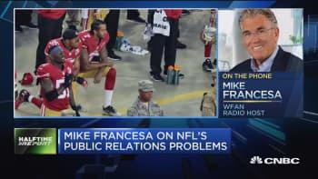 Colin Kaepernick files suit against NFL alleging collusion