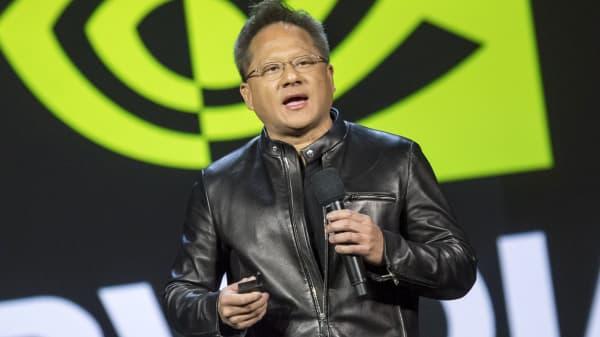 Jen-Hsun Huang, CEO, Nvidia