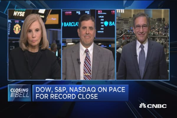 Closing Bell Exchange: Earnings are crucial at these valuations
