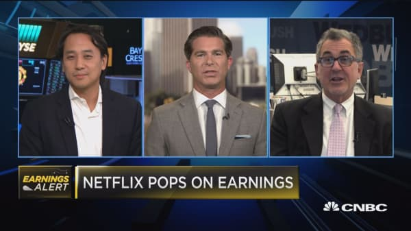 There's a crowded space for content: Recode's Ed Lee on Netflix earnings