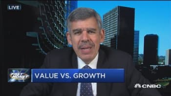 In the battle between growth versus value, here's what Mohamed El-Erian would pick