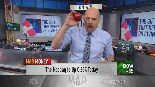 Apple action a lesson on buying into weakness