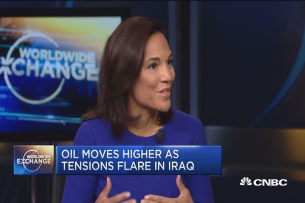 Iraq troops take control of oil fields in Kirkuk