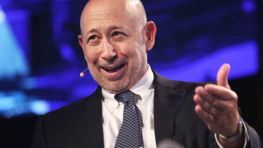 Goldman Sachs boss backs second Brexit vote