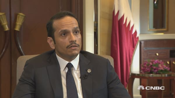 Qatar 'always calling for dialogue' with Gulf neighbors: Foreign minister