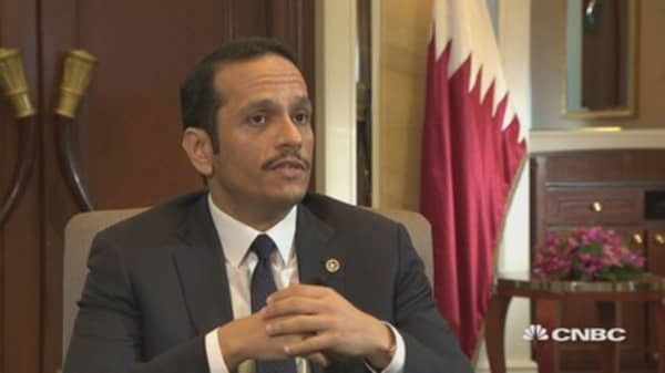 US a reliable ally to Qatar, Qatari foreign minister says