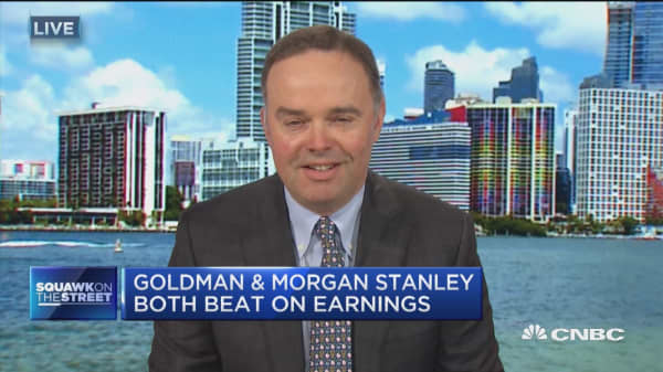 Goldman Sachs is the Rodney Dangerfield of investment banks: Anton Schutz