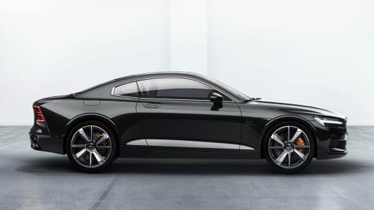 Great Source: Polestar/Volvo