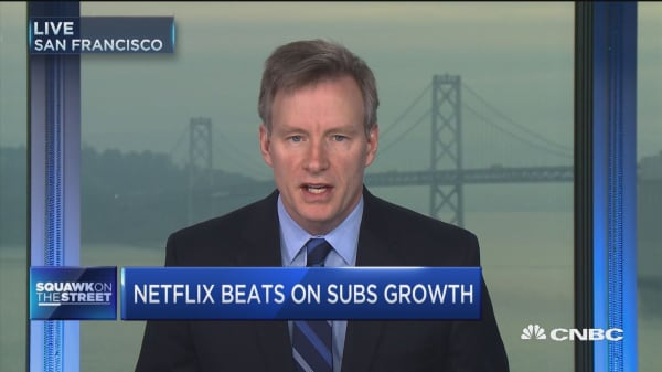 RBC's Mark Mahaney: The two big risks for Netflix