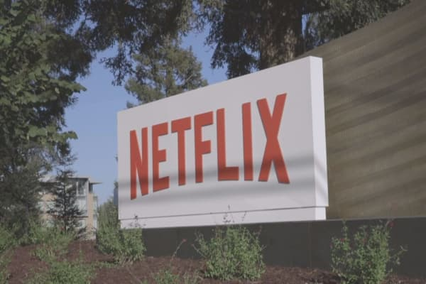 Image result for Wall Street gushes over Netflix, says it has reached 'escape velocity'