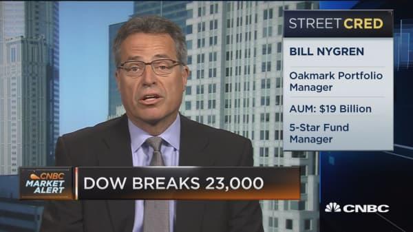 Oakmark Investor Fund adds to GE