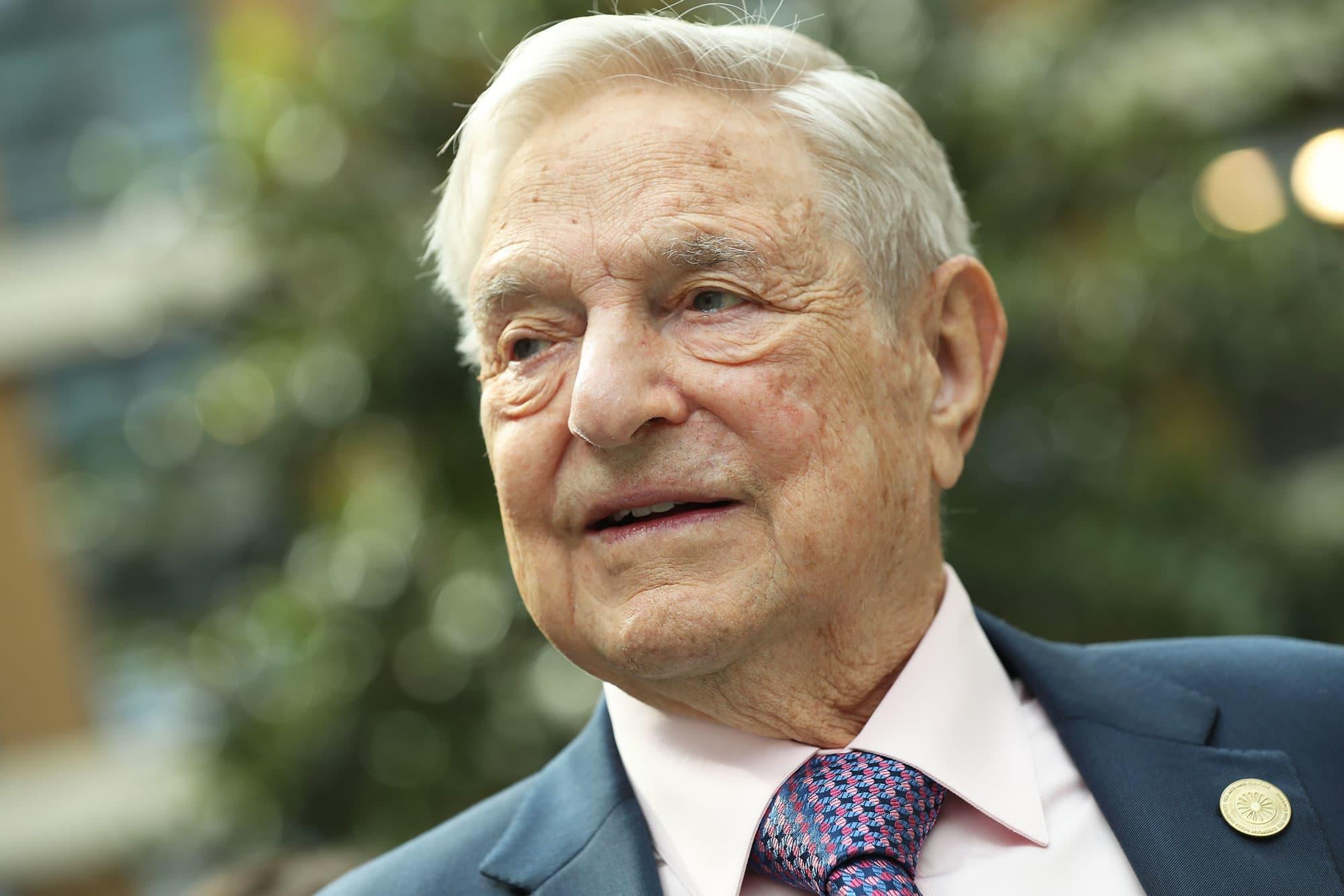 Resultado de imagen para George Soros