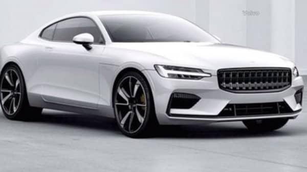 Volvo Unveils Polestar 1 Electric Sports Coupe Its Bid To Take On Tesla