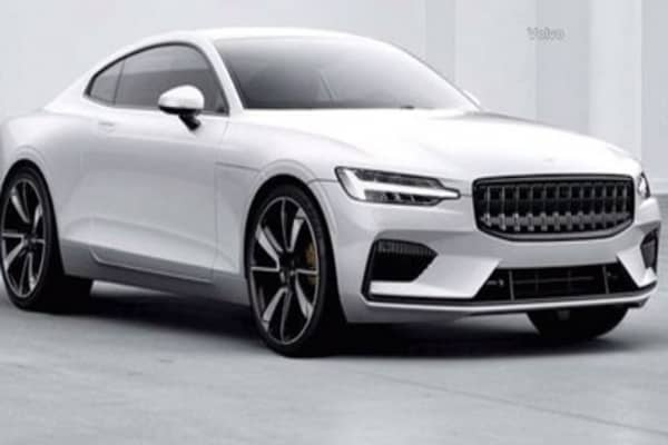 Volvo unveils Polestar 1 electric sports coupe, its bid to take on Tesla