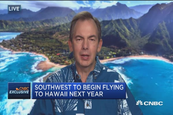 Hawaiian Airlines CEO: We have the right product for this marketplace