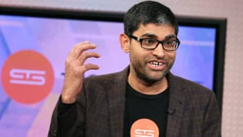 Ajeet Singh, CEO, ThoughtSpot