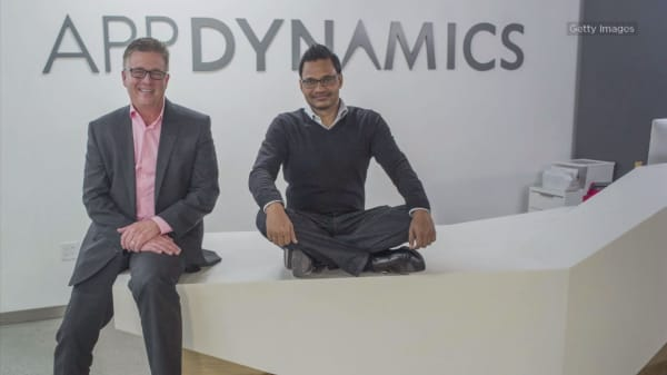 AppDynamics founder is building a new start-up