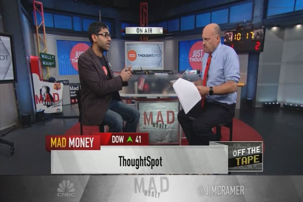ThoughtSpot CEO: Big data a human scale problem