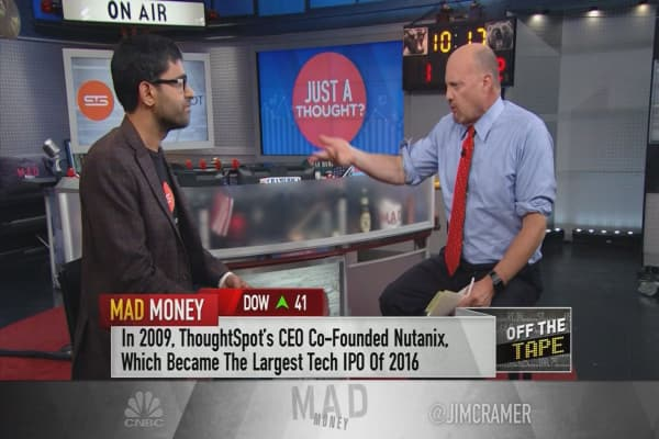 ThoughtSpot CEO: Big data is not a visualization problem, it's a human scale problem