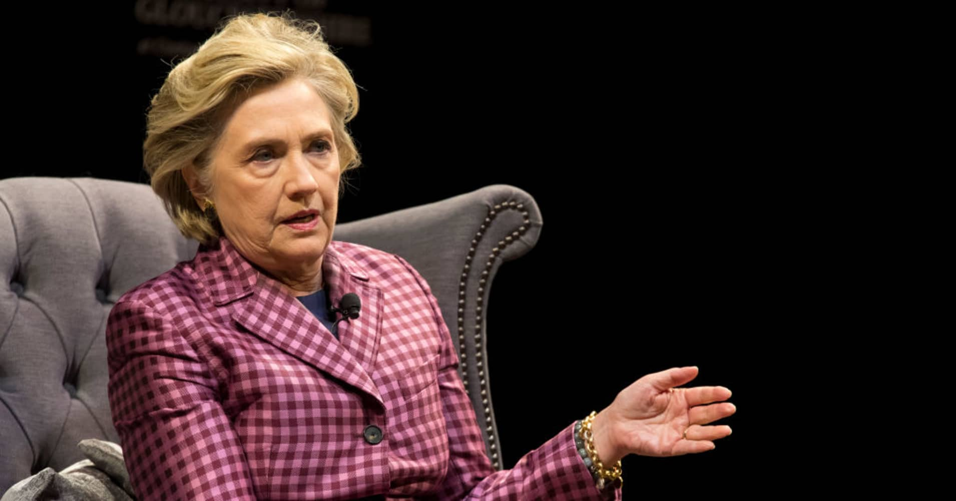 Hillary Clinton Says United States Aims to Wipe Out AIDS