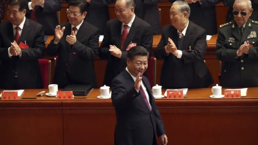 Premier Xi Jinping Makes Big Promises For China's Economic Future