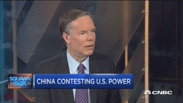China openly contesting power of U.S. in Asia-Pacific region: Former Amb. Nicolas Burns
